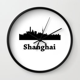 Seattle You Wonderful City Wall Clock