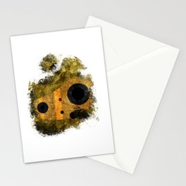 laputa: castle in the sky robot guardian Stationery Cards
