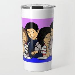 f.r.i.e.n.d.s Travel Mug