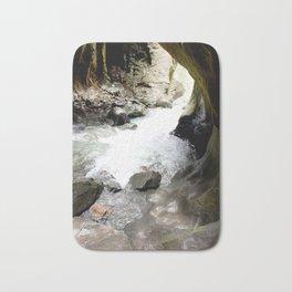 Climbing Down to the 200-Foot Depths of Box Canyon Falls Bath Mat