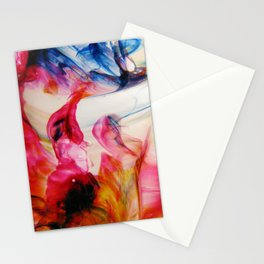 Dipole Moment Stationery Cards