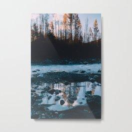Rising Sun - Kenai Fjords National Park II Metal Print