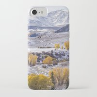 gore iPhone & iPod Cases featuring Gore Range by Two Happy Campers