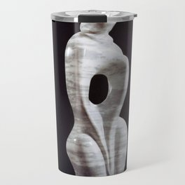 Passing Thoughts by Shimon Drory Travel Mug
