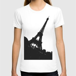 Leaning Tower of Eiffel T-shirt