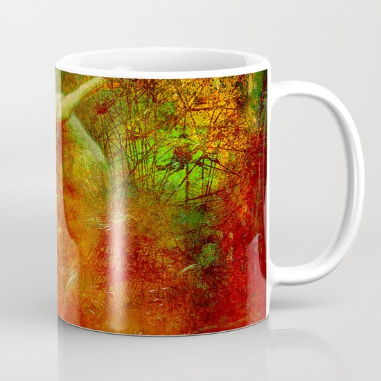The clearing of the elfs Mug