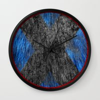 beast Wall Clocks featuring Beast by Some_Designs
