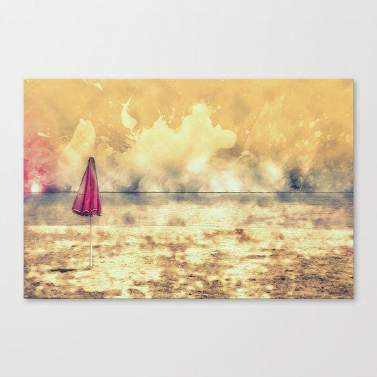 Echo Beach Canvas Print