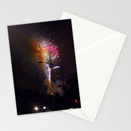 Fireworks I Stationery Cards
