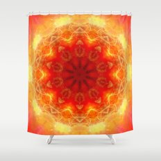 Energy within Shower Curtain