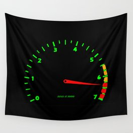 RPM Wall Tapestry