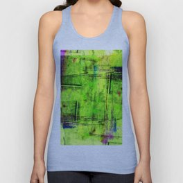 Fools Hands in the shades of the year 2017 Unisex Tank Top