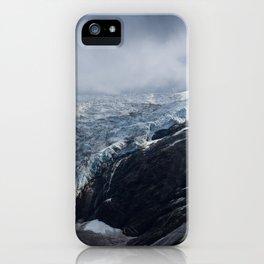 Grindelwald Glacier iPhone Case