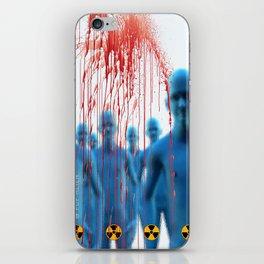 Aliens Gang & Strange Cosmic Blood iPhone Skin