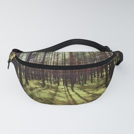 Light in the forest Fanny Pack