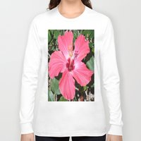 florida Long Sleeve T-shirts featuring FLORIDA by Manuel Estrela 113 Art Miami