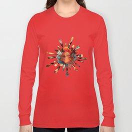 Color Splash 2 Long Sleeve T-shirt