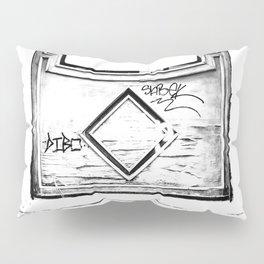Madera vieja (Old wooden) Pillow Sham