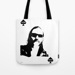 Lemmy Ace of Spades #2 Tote Bag