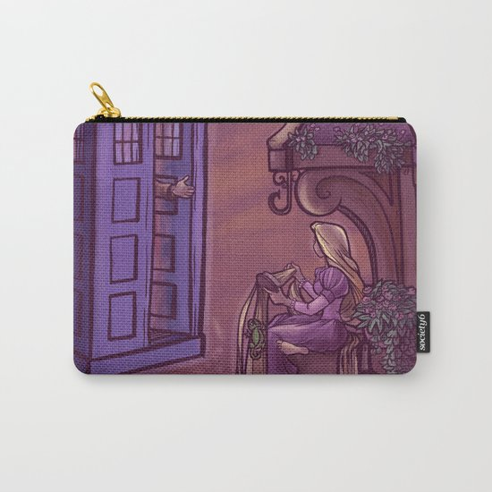You Comin' Blondie?  Carry-All Pouch