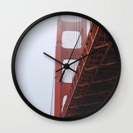 Bridge, Golden Gate 3 Wall Clock