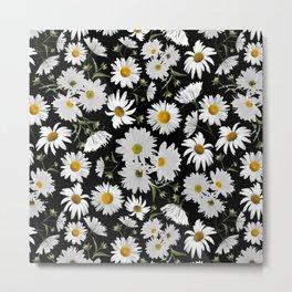 daisy garden Metal Print