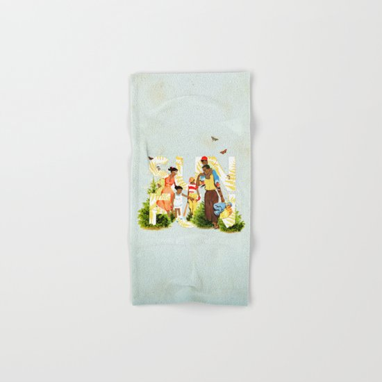 Sun Fun II Hand & Bath Towel