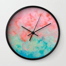 Anaesthesia - Original Abstract Art Wall Clock