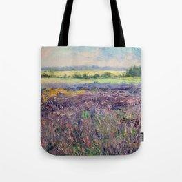 Provence Lavender Tote Bag