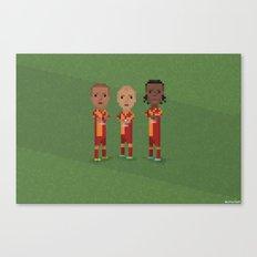 Galatasaray Celebration Canvas Print