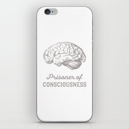 Prisoner of Consciousness II iPhone Skin