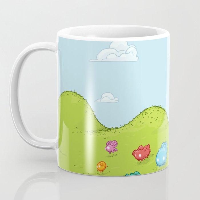 Marshmallow Hunting Coffee Mug