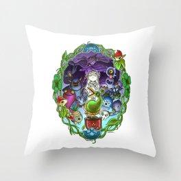 The Legend of Zelda: The Minish Cap Throw Pillow