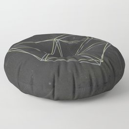 Geo Floor Pillow