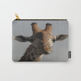 Silly Twiga!  Carry-All Pouch