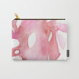 170928 Imaginary Leaves 5  leaves illustration  monstera leaves Carry-All Pouch