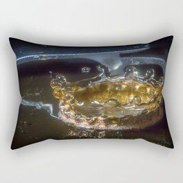 King of Beer great unique beer art Rectangular Pillow
