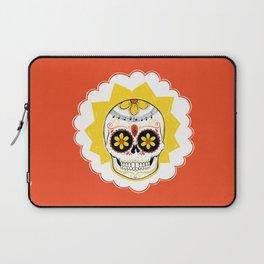 Lisa de los Muertos Laptop Sleeve