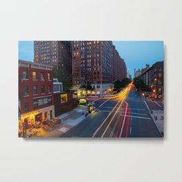 New York City Highline Metal Print