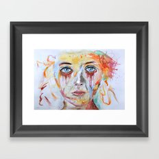 Deep Soul 11 Framed Art Print