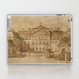 The castle Laptop & iPad Skin
