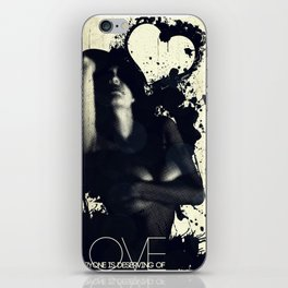 Everyone is Deserving of Love iPhone Skin