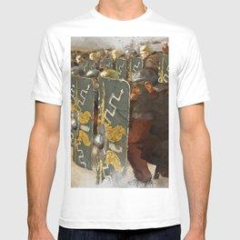 Roman Legion in Battle T-shirt