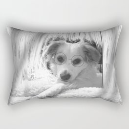 Arf is Art Rectangular Pillow