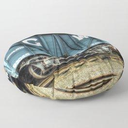 GWR Mink A Van Floor Pillow