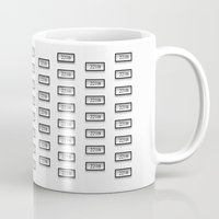 221b Mugs featuring 221B by Trance of Reading
