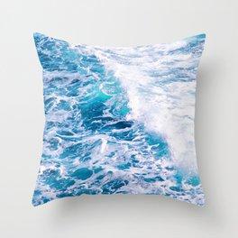 My Inner Sea Throw Pillow