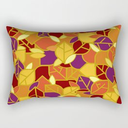 Fall Jewels Rectangular Pillow