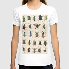 Insects, flies, ants, bugs T-shirt