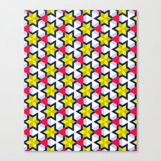 Krijgsman Pattern Canvas Print